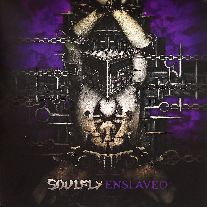 Soulfly. Enslaved (2 LP)