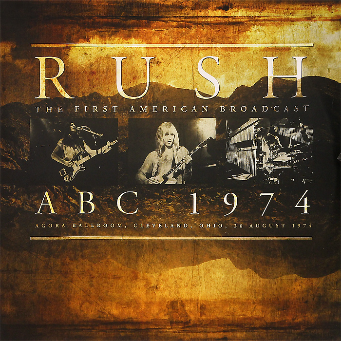 Rush Rush. ABC 1974 (2 LP) rush rush signals blu ray audio