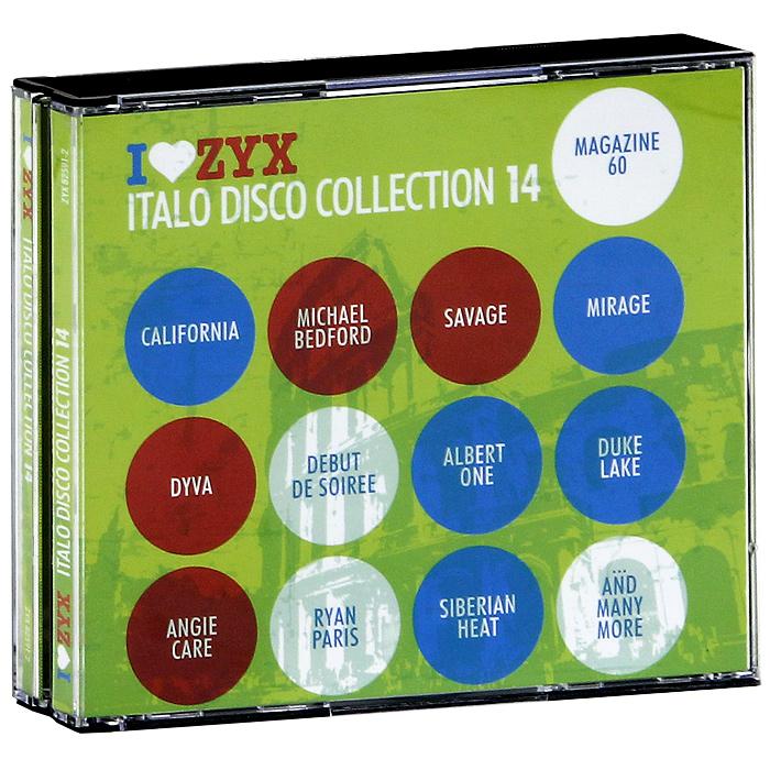 Italo Disco Collection 14 (3 CD)