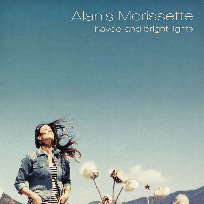 Аланис Мориссетт Alanis Morissette. Havoc And Bright Lights (2 LP + CD) alanis morissette live at montreux