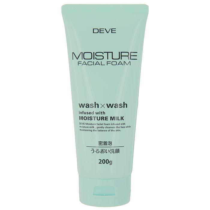 Пенка для лица Deve Wash&Wash, увлажняющая, 200 гАРС-933Увлажняющая пенка для лица Deve Wash&Wash содержит молочко, которое хорошо увлажняет кожу, делая ее гладкой. Благодаря густой пене проникает глубоко в поры и удаляет излишки жира.Способ применения: выдавите небольшое количество средства на руку, нанесите на влажное лицо, затем тщательно смойте теплой водой. Характеристики:Вес: 200 г. Артикул: KY-53.Производитель: Япония. Товар сертифицирован.