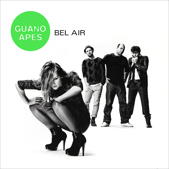 Guano Apes Guano Apes. Bel Air (2 LP) guano apes guano apes proud like a god 180 gr colour