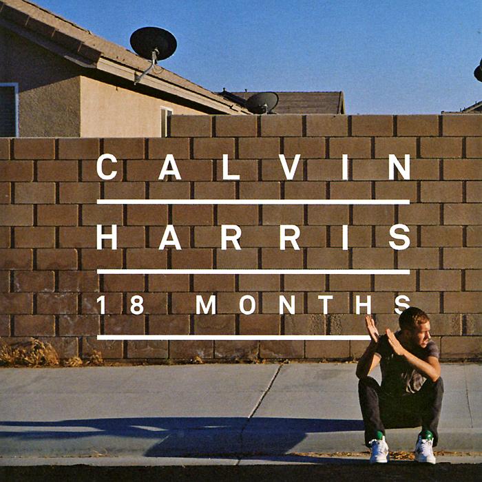 Calvin Harris. 18 Months