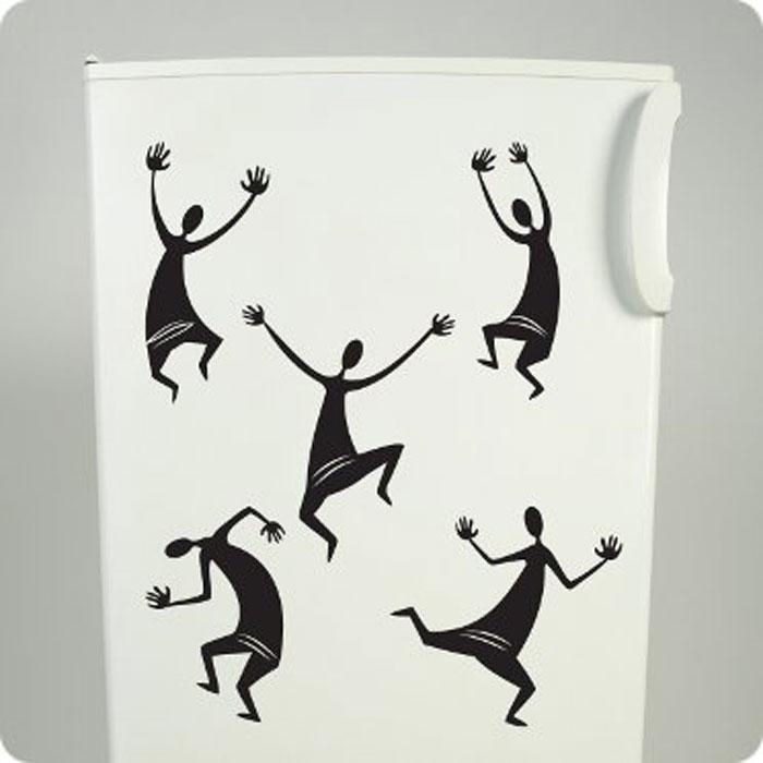 СтикерАфриканские танцы, цвет: черный, 81 х 70 смEE 4004Оригинальный стикер Африканские танцы выполнен из матового винила - тонкого эластичного материала, который хорошо прилегает к любым гладким и чистым поверхностям, легко моется и держится до семи лет, не оставляя следов. Изображение на стикере выполнено в виде черных танцующих человечков. Великолепное исполнение добавит изысканности в дизайн вашего дома.Сегодня виниловые наклейки пользуются большой популярностью среди декораторов по всему миру, а на российском рынке товаров для декорирования интерьеров являются новинкой.Необыкновенный всплеск эмоций в дизайнерском решении создаст утонченную и изысканную атмосферу не только спальни, гостиной или детской комнаты, но и даже офиса. Характеристики:Материал:винил. Цвет:черный. Размер стикера (В х Ш): 81 см х 70 см. Артикул: ПР01136.Комплектация: виниловый стикер; инструкция; Paristic - это стикеры высокого качества.Художественно выполненные стикеры, создающие эффект обмана зрения, дают необычную возможность использовать в своем интерьере элементы городского пейзажа. Продукция представлена широким ассортиментом - в зависимости от формы выбранного рисунка и от ваших предпочтений стикеры могут иметь разный размер и разный цвет (12 вариантов помимо классического черного и белого). В коллекции Paristic - авторские работы от урбанистических зарисовок и узнаваемых парижских мотивов до природных и графических объектов. Идеи французских дизайнеров украсят любой интерьер: Paristic - это простой и оригинальный способ создать уникальную атмосферу как в современной гостиной и детской комнате, так и в офисе.В настоящее время производство стикеров Paristic ведется в России при строгом соблюдении качества продукции и по оригинальному французскому дизайну.
