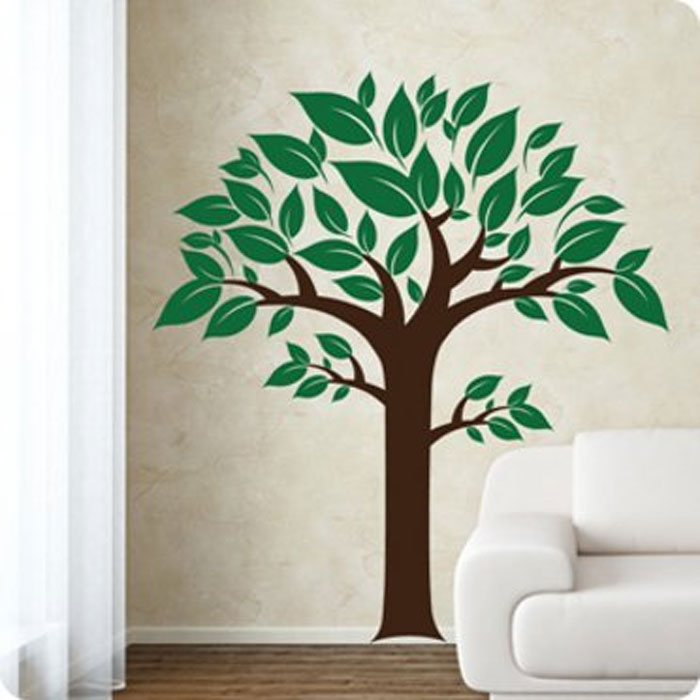 Стикер Paristic Дерево 02, цвет: коричневый, зеленый, 150 см х 138 см751LОригинальный стикер Дерево 02 выполнен из матового винила - тонкого эластичного материала, который хорошо прилегает к любым гладким и чистым поверхностям, легко моется и держится до семи лет, не оставляя следов. Великолепное исполнение добавит изысканности в дизайн вашего дома.Сегодня виниловые наклейки пользуются большой популярностью среди декораторов по всему миру, а на российском рынке товаров для декорирования интерьеров являются новинкой.Необыкновенный всплеск эмоций в дизайнерском решении создаст утонченную и изысканную атмосферу не только спальни, гостиной или детской комнаты, но и даже офиса. Характеристики:Материал:винил. Цвет:коричневый, зеленый. Размер стикера (В х Ш): 150 см х 138 см. Артикул: ПР01146.Комплектация: виниловый стикер; инструкция; Paristic - это стикеры высокого качества.Художественно выполненные стикеры, создающие эффект обмана зрения, дают необычную возможность использовать в своем интерьере элементы городского пейзажа. Продукция представлена широким ассортиментом - в зависимости от формы выбранного рисунка и от ваших предпочтений стикеры могут иметь разный размер и разный цвет (12 вариантов помимо классического черного и белого). В коллекции Paristic - авторские работы от урбанистических зарисовок и узнаваемых парижских мотивов до природных и графических объектов. Идеи французских дизайнеров украсят любой интерьер: Paristic - это простой и оригинальный способ создать уникальную атмосферу как в современной гостиной и детской комнате, так и в офисе.В настоящее время производство стикеров Paristic ведется в России при строгом соблюдении качества продукции и по оригинальному французскому дизайну.