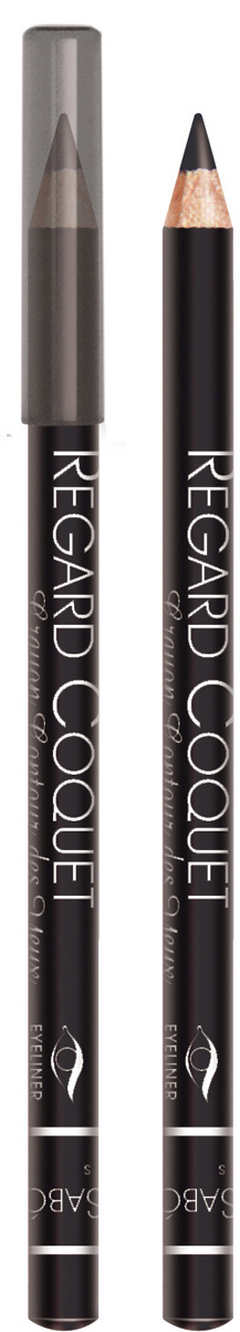 Vivienne Sabo Карандаш для глаз Regard Сoquet, тон №301, 0,9 г28032022Карандаш для глаз Vivienne Sabo Regard Сoquet - классический вариант для ежедневного макияжа. Мягкая текстура позволяет нежно очертить контур глаза. Идеальный вариант для начинающих. Линия карандаша легко корректируется и растушевывается. Им одинаково удобно делать как макияж smoky-eyes, так и кокетливые стрелки. Матовая текстура карандаша создает глубокий цвет.Хорошо заточенным карандашом штриховыми движениями нанесите линию у основания ресниц. Характеристики: Вес: 0,9 г. Тон: №301. Производитель: Франция. Артикул:D2020008. Товар сертифицирован.