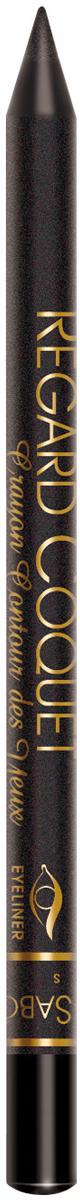Vivienne Sabo Карандаш для глаз устойчивый Regard Сoquet, тон №501, 0,9 г5010777139655Карандаш для глаз Vivienne Sabo Regard Сoquet - суперстойкий, фиксируются через минуту! Для кокетливых взглядов современных модниц - пленительно сверкающая и элегантно матовая текстура устойчивого карандаша! Уникальная стойкая формула держится весь день, какие бы сюрпризы не преподносила вам жизнь.Хорошо заточенным карандашом штриховыми движениями нанесите линию у основания ресниц. Характеристики: Вес: 0,9 г. Тон: №501. Производитель: Франция. Артикул:D2020010. Товар сертифицирован.