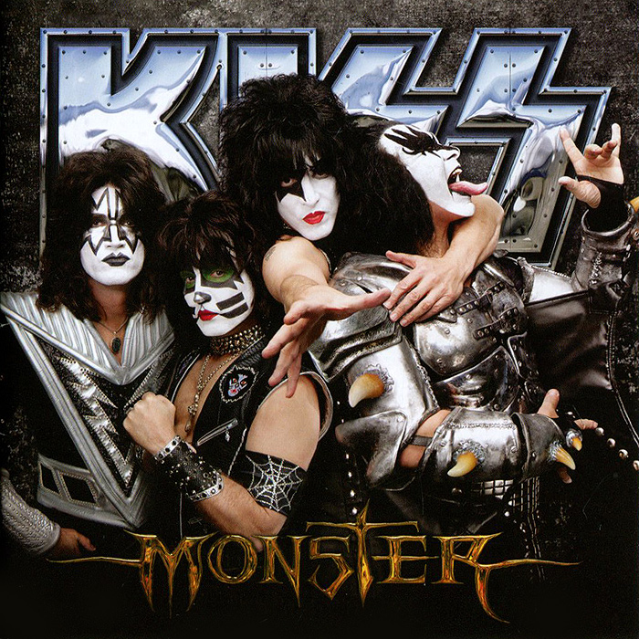 Kiss Kiss. Monster kiss