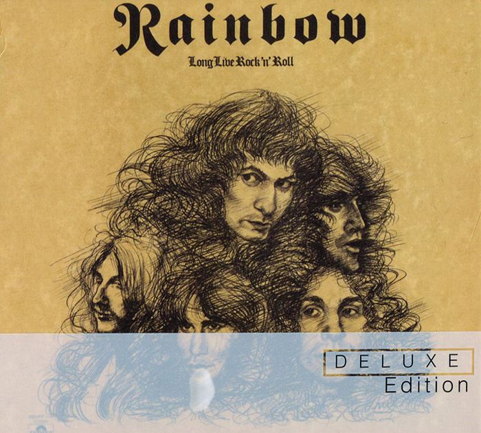 Rainbow Rainbow. Long Live Rock 'N' Roll. Deluxe Edition (2 CD) погремушка rainbow