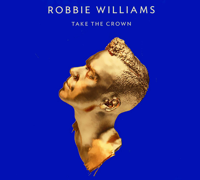 Робби Уильямс Robbie Williams. Take The Crown (CD + DVD) sir andrew davis williams the symphonies 6 cd