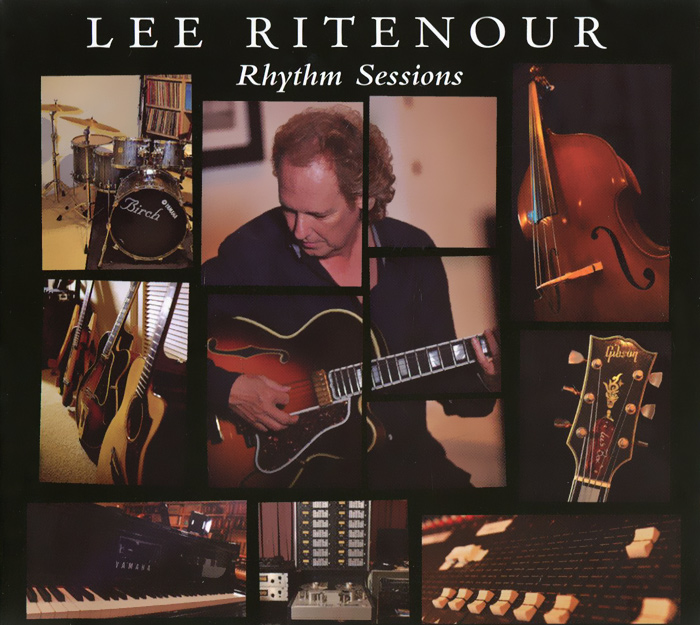 Lee Ritenour. Rhythm Sessions чика