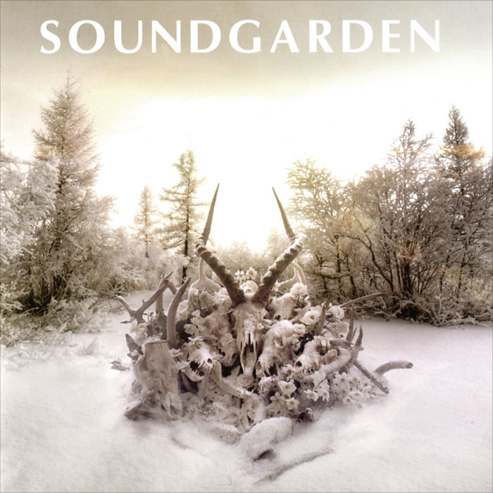 Soundgarden Soundgarden. King Animal soundgarden soundgarden badmotorfinger 2 lp