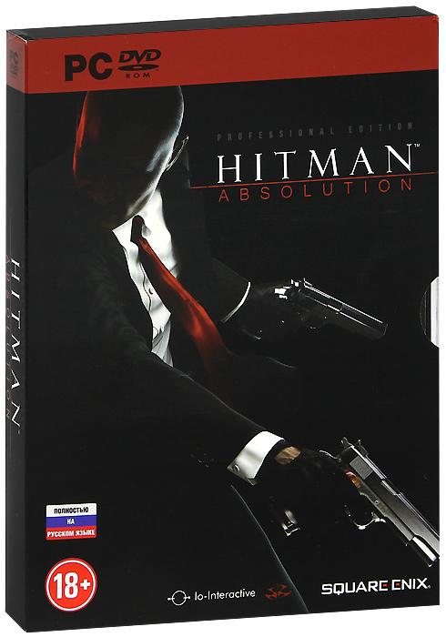 Hitman: Absolution. Профессиональное издание (русская версия) (DVD-BOX)