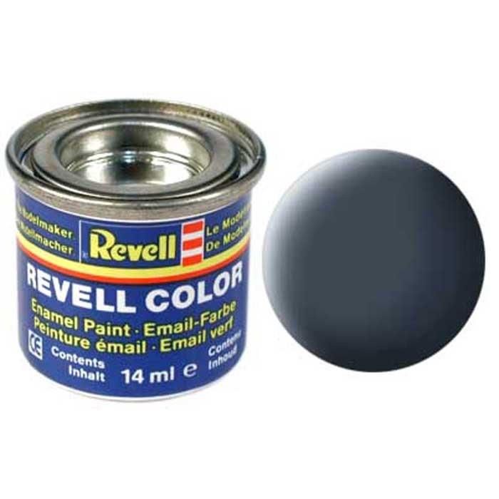 """Матовая краска """"Revell"""" цвета антрацит идеальна для окрашивания сборных моделей самолетов."""