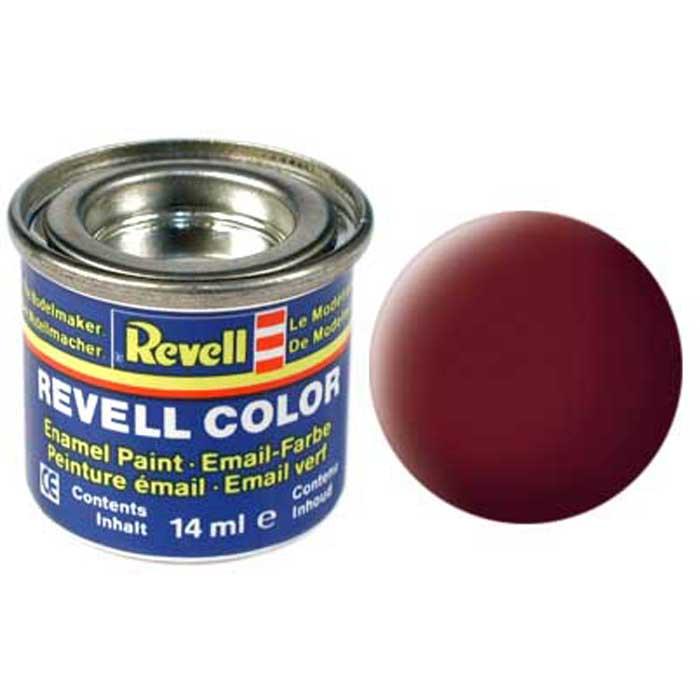 """Краска """"Revell"""" идеально подойдет для раскрашивания сборной военной техники. Полное высыхание окрашенной поверхности возможно в течение 24 часов после нанесения основного слоя. Если же есть необходимость на базовый слой нанести разноцветные узоры, то это можно сделать уже через четыре часа."""