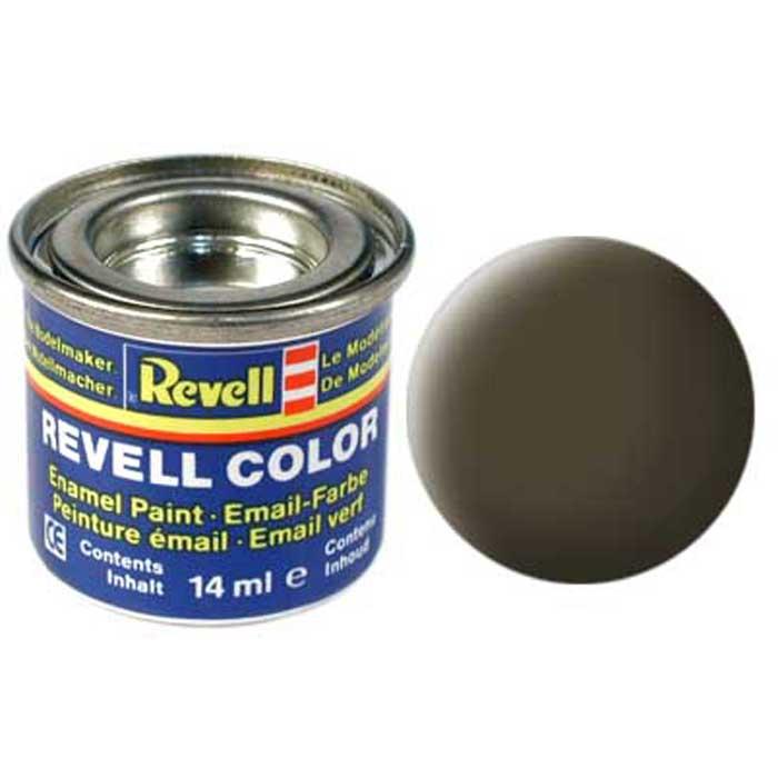 """Краска """"Revell"""" идеально подойдет для раскрашивания сборных моделей. Краска не отличается глянцевым блеском, но имеет бархатный и не блестящий вид. При использовании кисточек """"Revell"""", краска ложится ровным тонким слоем на пластиковую поверхность модели."""