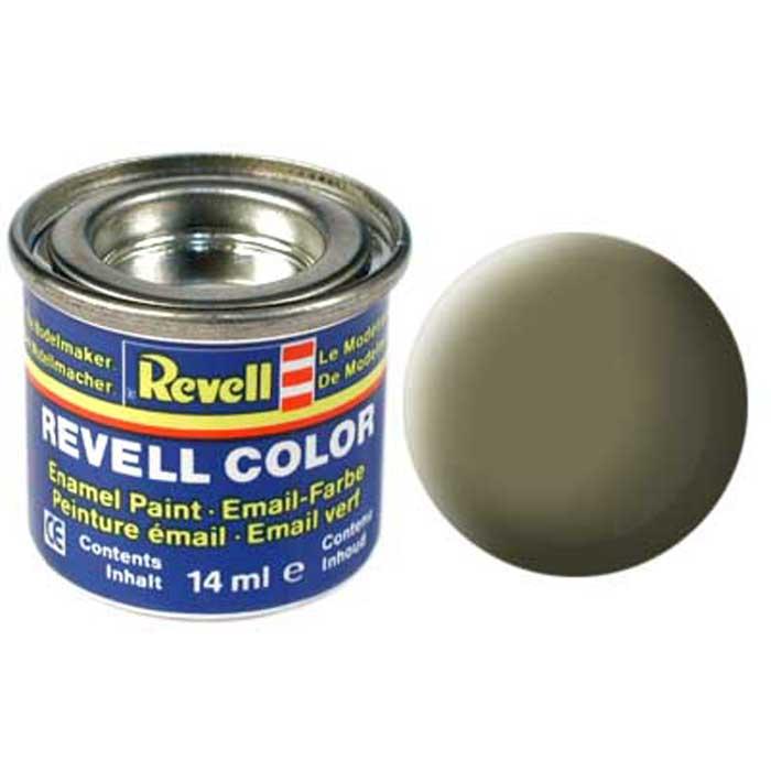 """Краска """"Revell"""" светло-оливкового цвета предназначена для окрашивания сборных моделей фирмы """"Revell"""". Краска ложится ровным слоем на пластиковую поверхность, обеспечивая ее полное окрашивание."""