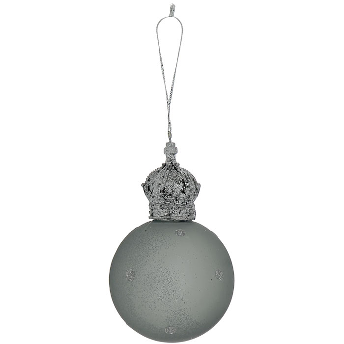 Новогоднее подвесное украшение Корона. Ф21-1725