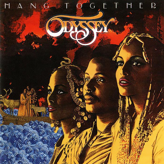 Odyssey Odyssey. Hang Together capitol records концерн группа союз