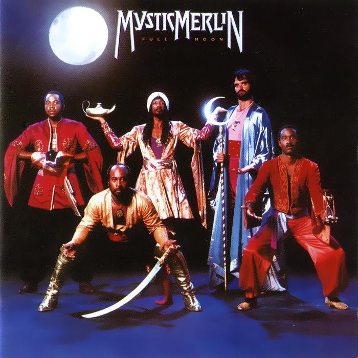 Mystic Merlin Mystic Merlin. Full Moon capitol records концерн группа союз