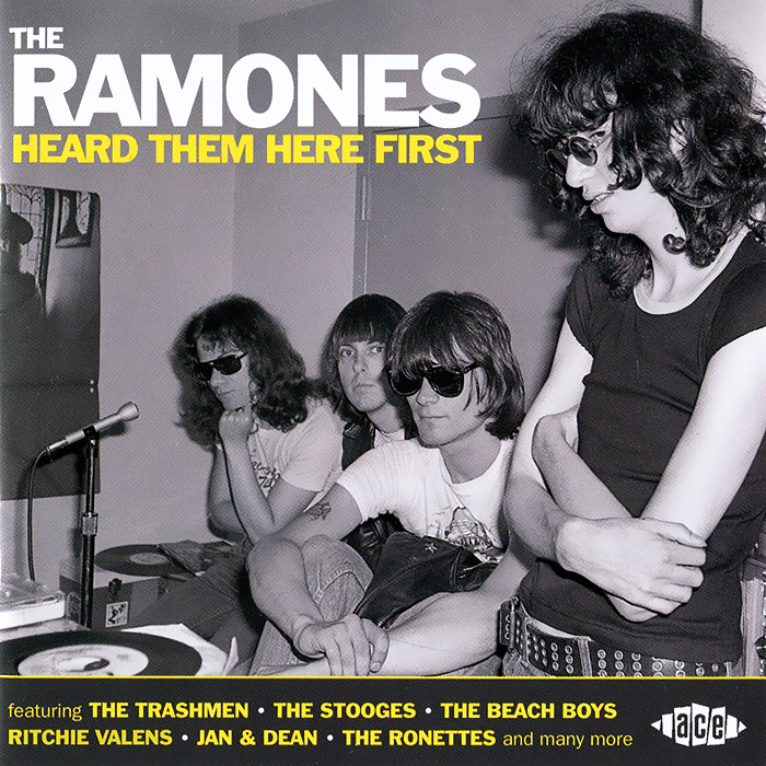 The Ramones The Ramones. Heard Them Here First the heir