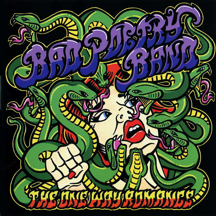 Bad Poetry Band. The One Way Romance