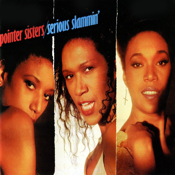 The Pointer Sisters Pointer Sisters. Serious Slammin sisters point топ sisters point sisters point idea 2 2buy синий s