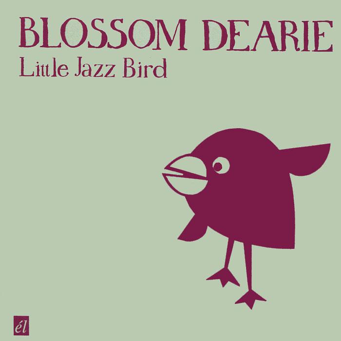 Блоссом Дири Blossom Dearie. Little Jazz Bird capitol records концерн группа союз