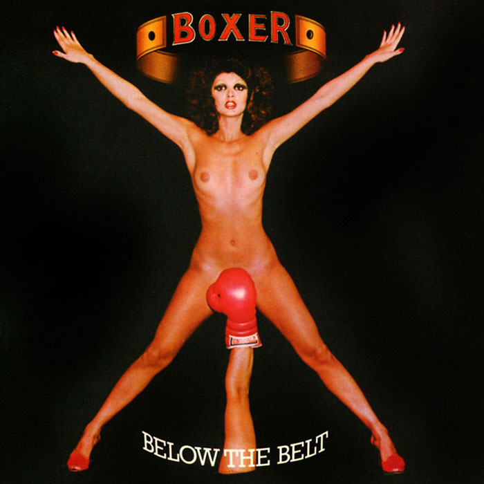 Boxer. Below The Belt. Remastered Edition