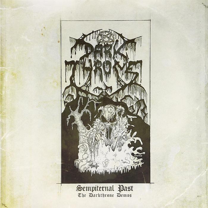 Darkthrone Darkthrone. Sempiternal Past (2 LP) aune past printsi poole teel