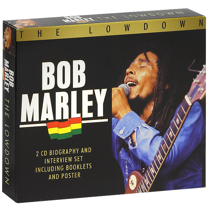 Боб Марли Bob Marley. The Lowdown  (2 CD) the world according to bob the further adventures of one man and his street wise cat