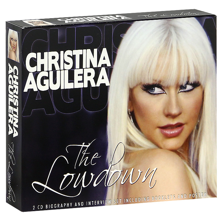 Кристина Агилера Christina Aguilera. The Lowdown (2 CD) christina aguilera more than a woman