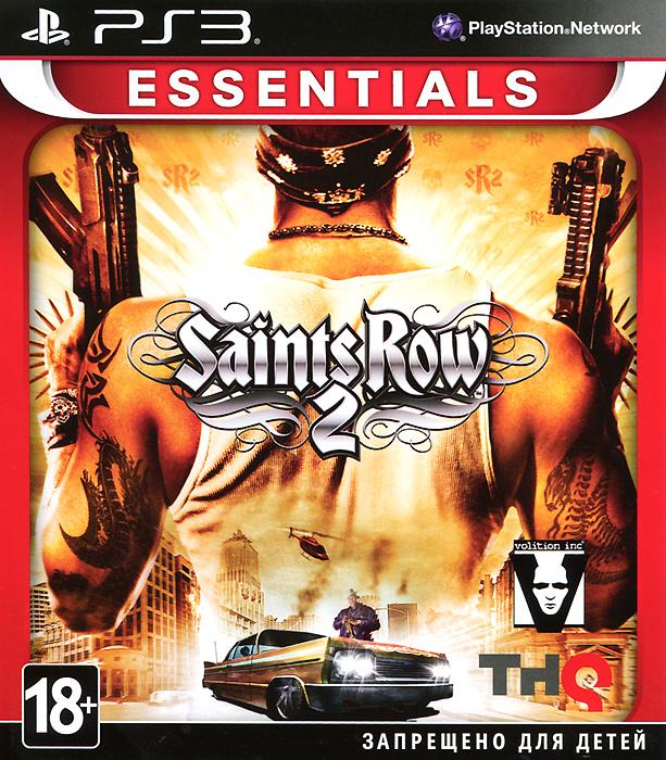 Saints Row 2. Essentials (PS3)