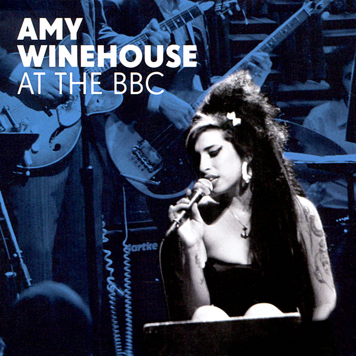 Эми Вайнхаус Amy Winehouse. Amy Winehouse  At The BBC (CD + DVD) amy winehouse lioness – hidden treasures cd