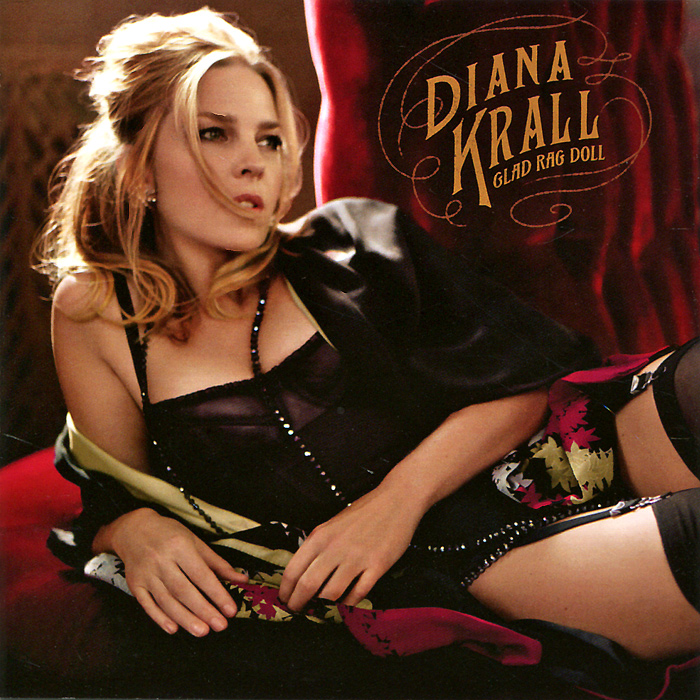 Дайана Кролл Diana Krall. Glad Rag Doll (2 LP) diana krall – the girl in the other room 2 lp