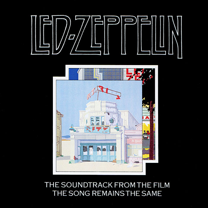 Led Zeppelin Led Zeppelin. The Soundtrack From The Film The Song Remains The Same (2 CD) screen siren pictures the film farm lila 9th productions