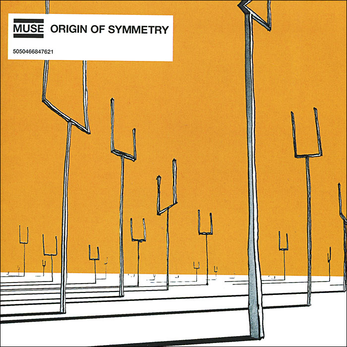 Muse Muse. Origin Of Symmetry muse burning skies