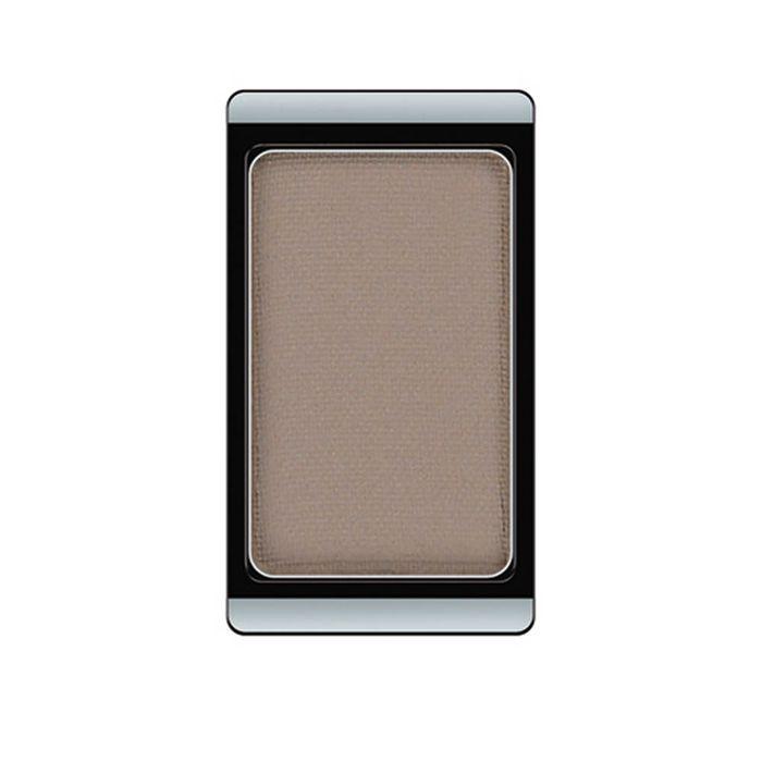 Artdeco Тени для век, матовые, 1 цвет, тон №554, 0,8 г28032022Матовые тени Artdeco - экстремально высоко пигментированные профессиональные тени, которые прекрасно подходят для макияжа Smoky Eyes, для женщин, не использующих перламутровые текстуры, ифотосъемок. Их гладкая, шелковистая текстура и формула премиального качества созданы для ценителей безукоризненного макияжа. Практичная упаковка на магнитах позволит комбинировать их по вашему вкусу. Характеристики:Вес: 0,8 г. Тон: №554. Производитель: Германия. Артикул: 30.554. Товар сертифицирован.