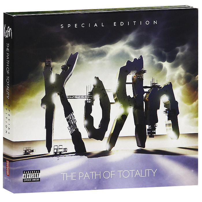 Korn Korn. The Path Of Totality. Special Edition (CD + DVD) the best of kylie minogue special edition cd dvd