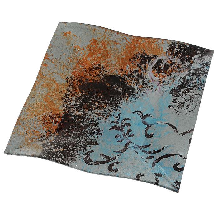 Блюдо Lillo Glass, 30 см х 30,5 см х 2,5 см1280-24Блюдо Lillo Glass изготовлено из стекла квадратной формы. Такое блюдо сочетает в себе изысканный дизайн с максимальной функциональностью. Красочность оформления придется по вкусу тем, кто предпочитает утонченность и изящность.Блюдо Lillo Glass украсит сервировку вашего стола и подчеркнет прекрасный вкус хозяина, а также станет отличным подарком. Характеристики:Материал: стекло. Размер блюда:30 см х 30,5 см х 2,5 см. Размер упаковки: 31 см х 31,5 см х 4 см. Артикул: 1280-24.