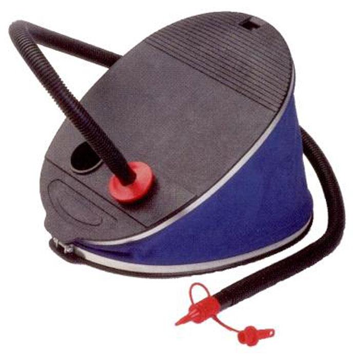 Насос-помпа ножной Intex, с 3 насадками, 30,5 см68610Ножной насос Intex типа лягушка используется для накачивания надувных кроватей, матрасов, лодок, бассейнов. Может пригодиться в качестве резервного владельцам надувных кроватей со встроенными электронасосами в случае отсутствия электричества. С помощью этого насоса вы легко скачаете остатки воздуха при сворачивании надувного матраса или кровати. Незаменим в походах, так как не занимает много места. В комплекте 3 насадки для подсоединения к различным клапанам в надувных изделиях. Гарантия производителя: 60 дней.