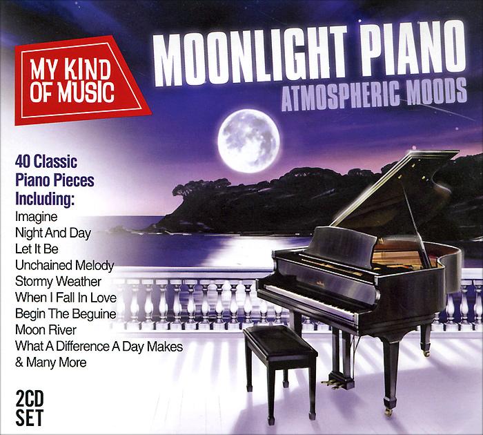 Moonlight Piano. Atmospheric Moods (2 CD)