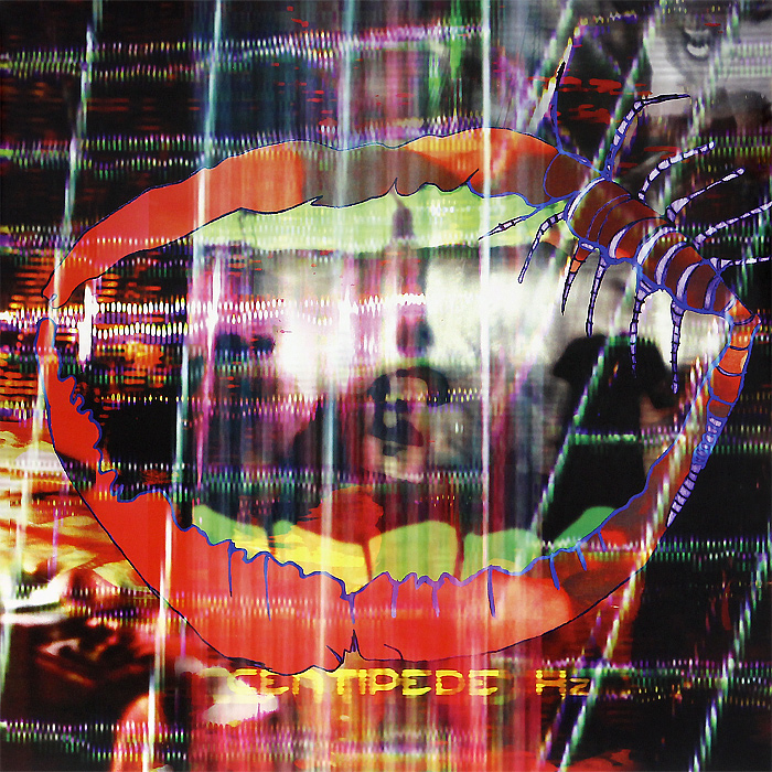 Animal Collective Animal Collective. Centipede Hz. Limited Edition Deluxe (2 LP + DVD)