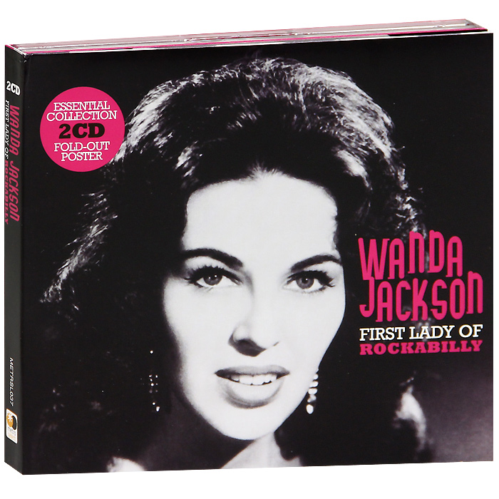Ванда Джексон Wanda Jackson. First Lady Of Rockabilly (2 CD) lady of magick