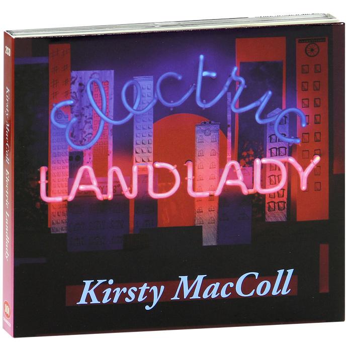 Керсти МакКолл Kirsty MacColl. Electric Landlady (2 CD) цена 2017