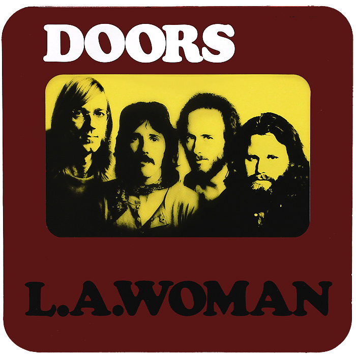 The Doors The Doors. L.A. Woman (LP) the doors – the doors lp 3 cd