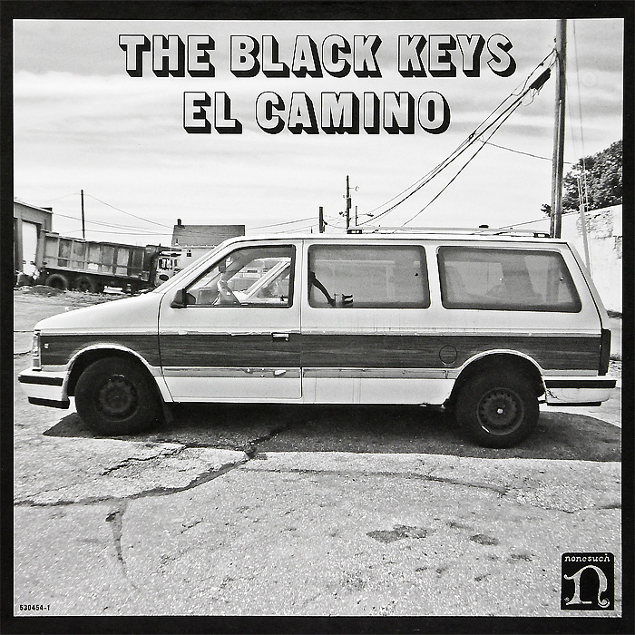 The Black Keys The Black Keys. El Camino (2 LP) the black crowes the black crowes three snakes and one charm 2 lp