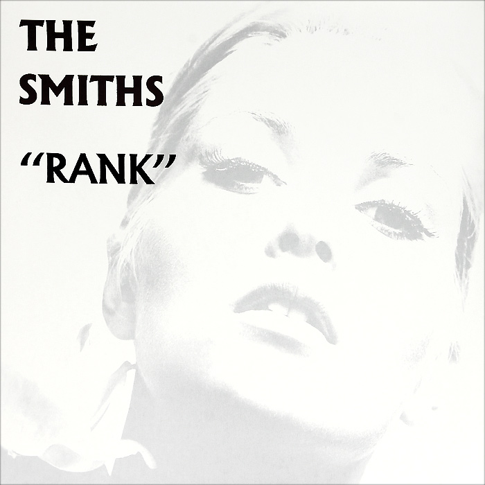 The Smiths The Smiths. Rank (2 LP) the giver