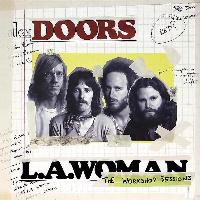 The Doors. L.A. Woman. The Workshop Sessions (2 LP)
