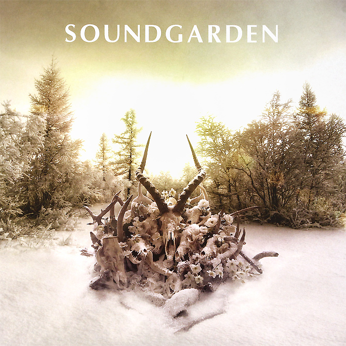 Soundgarden Soundgarden. King Animal (2 LP) soundgarden soundgarden badmotorfinger 2 lp